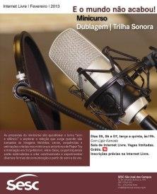 Dublagem | Trilha Sonora