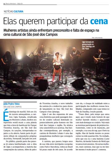 Metrópole Magazine