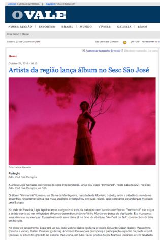 Jornal - O Vale